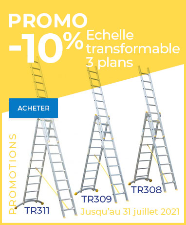 Promotion transformables 3 plans